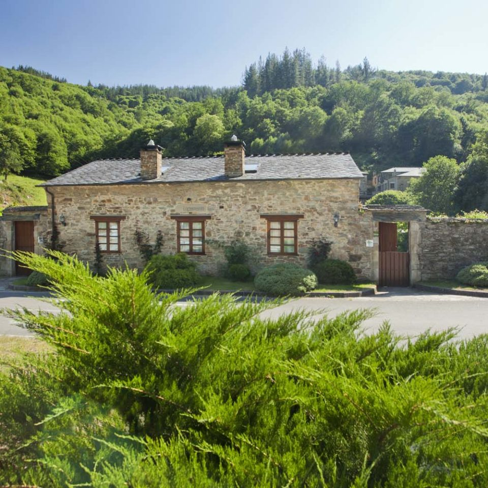 Casa Ferrería. Casa de Aldea en Santa Eulalia de Oscos