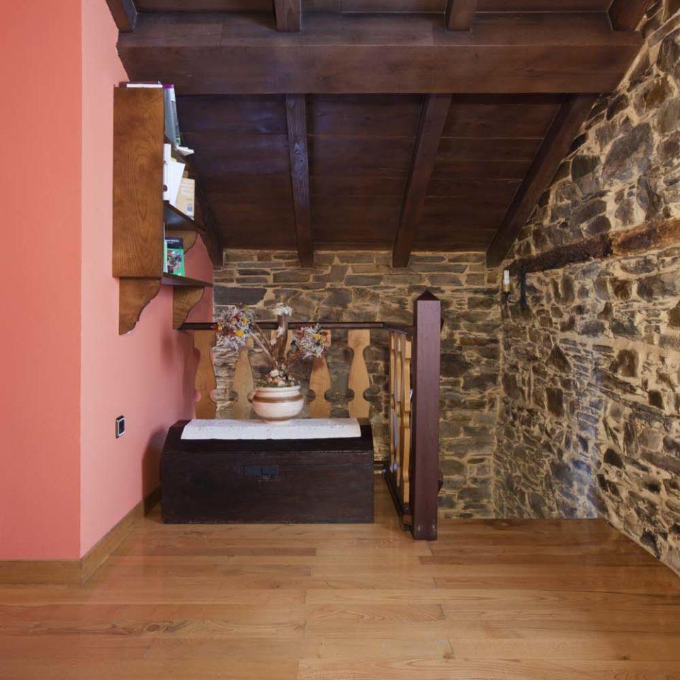 Casa Ferrería 1_ Hall Bajo cubierta