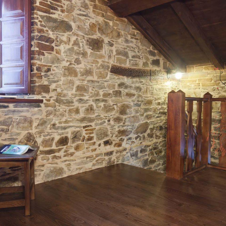 Casa Ferrería 2_ Hall Bajo cubierta