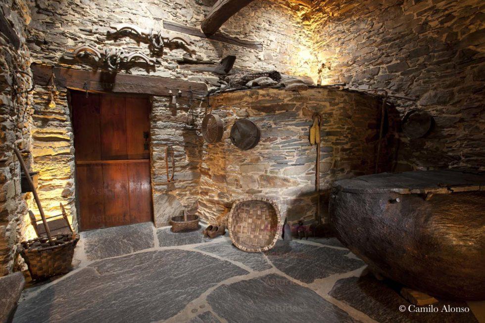 Museo Casa Natal del Marqués de Sargadelos_ Ferreirela. Santa Eulalia de Oscos
