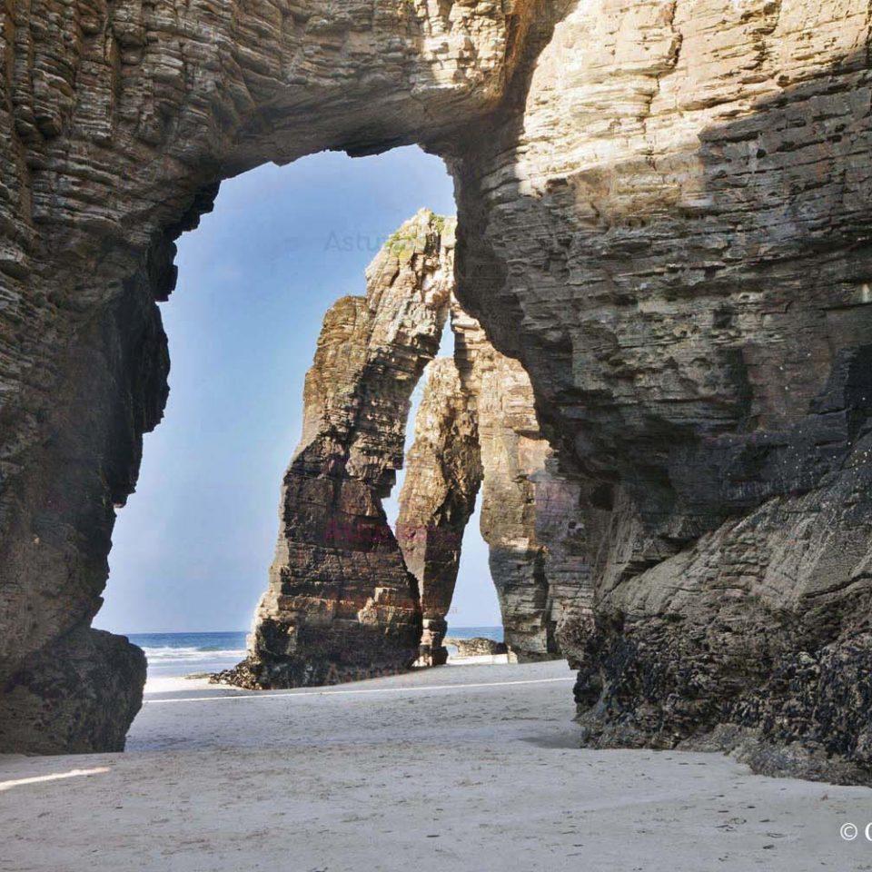 Playa de Las Catedrales. Ribadeo